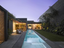 Modern Barrancas House in Mexico City by EZEQUIELFARCA architecture and design