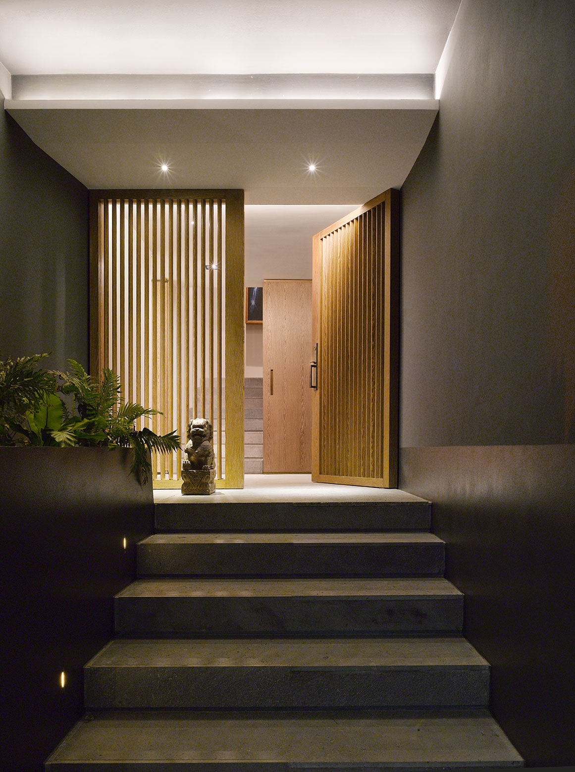Modern Barrancas House in Mexico City by EZEQUIELFARCA architecture and design-22