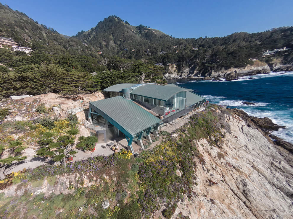 Modern Configuration of Carmel Highlands Residence With Awesome Sea Views by Eric Miller Architects-04