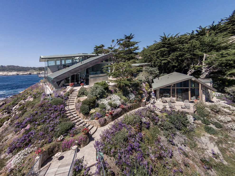 Modern Configuration of Carmel Highlands Residence With Awesome Sea Views by Eric Miller Architects-05