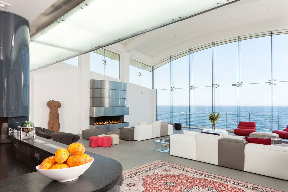 Modern Configuration of Carmel Highlands Residence With Awesome Sea Views by Eric Miller Architects-16