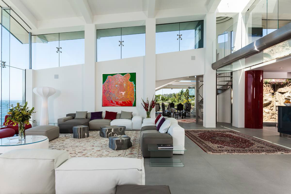 Modern Configuration of Carmel Highlands Residence With Awesome Sea Views by Eric Miller Architects-17