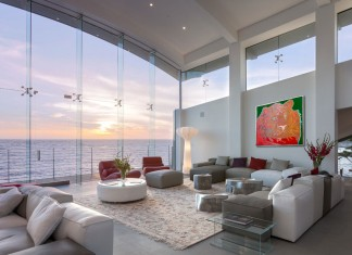 Modern Configuration of Carmel Highlands Residence With Awesome Sea Views by Eric Miller Architects