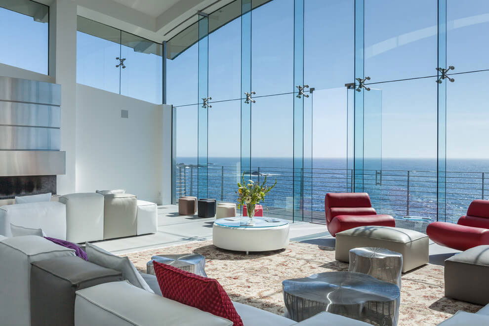 Modern Configuration of Carmel Highlands Residence With Awesome Sea Views by Eric Miller Architects-19