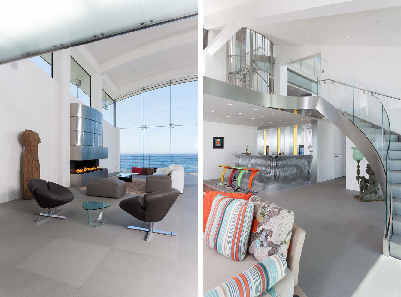 Modern Configuration of Carmel Highlands Residence With Awesome Sea Views by Eric Miller Architects-21