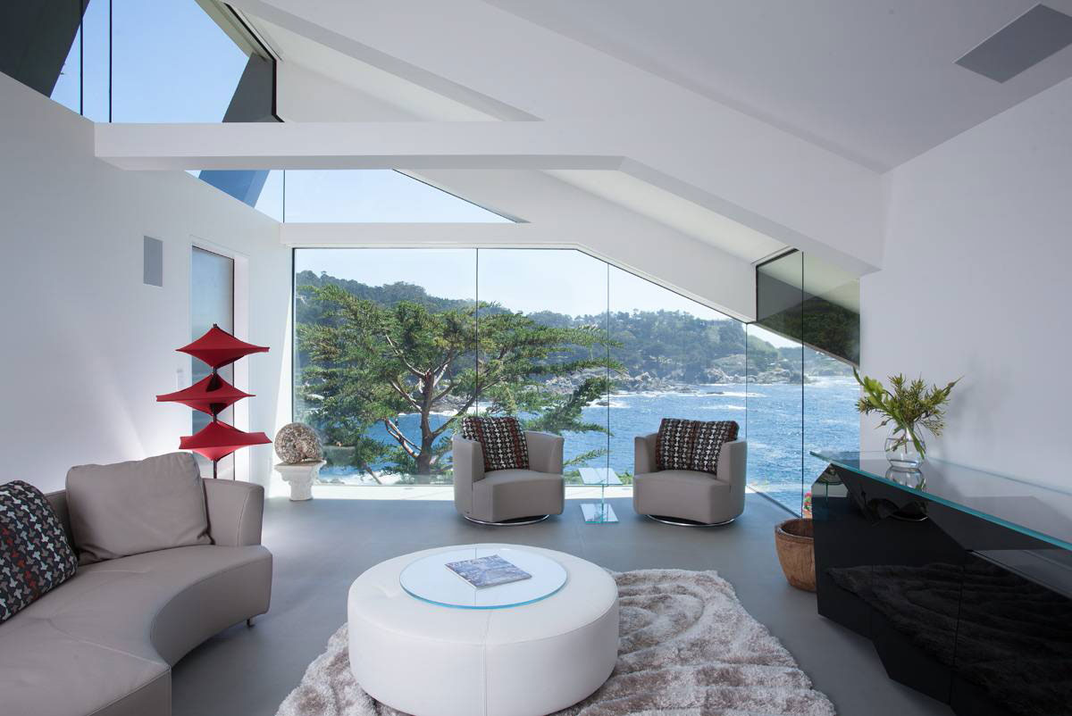 Modern Configuration of Carmel Highlands Residence With Awesome Sea Views by Eric Miller Architects-26