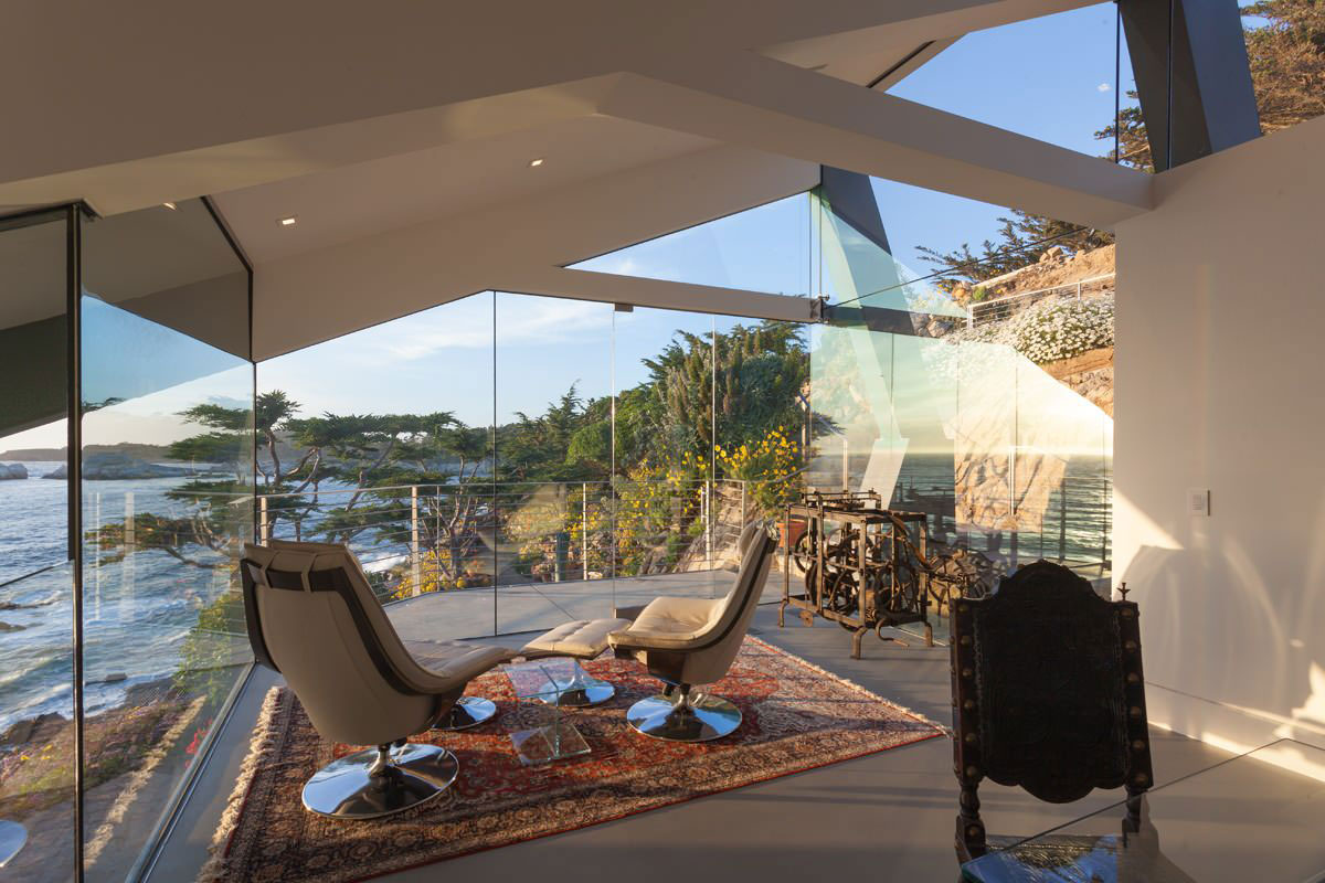 Modern Configuration of Carmel Highlands Residence With Awesome Sea Views by Eric Miller Architects-27