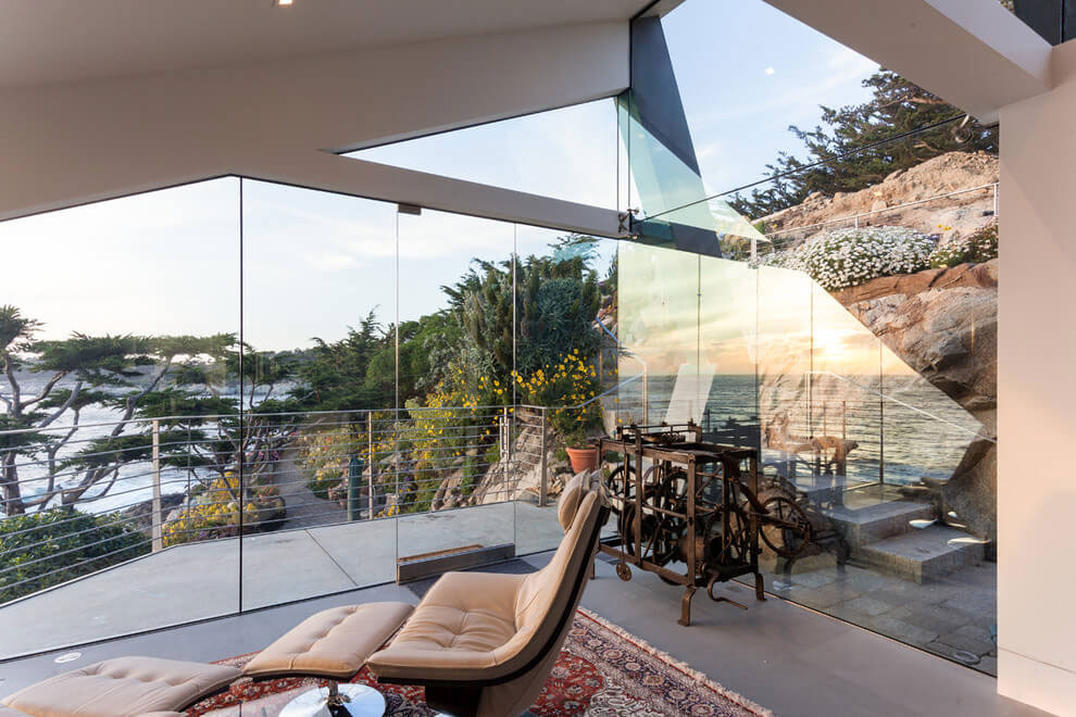 Modern Configuration of Carmel Highlands Residence With Awesome Sea Views by Eric Miller Architects-28