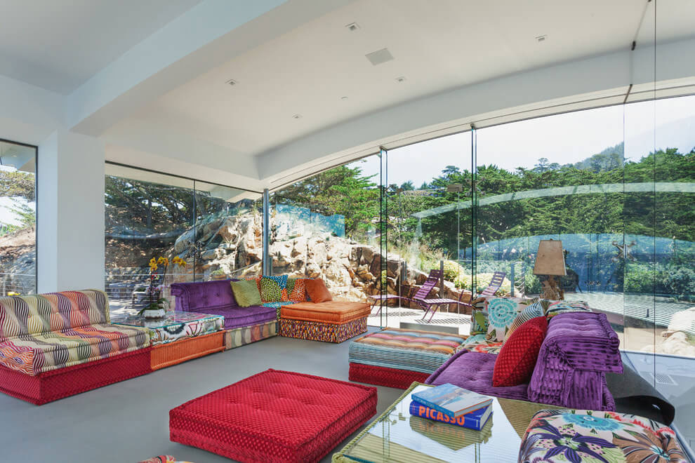 Modern Configuration of Carmel Highlands Residence With Awesome Sea Views by Eric Miller Architects-30