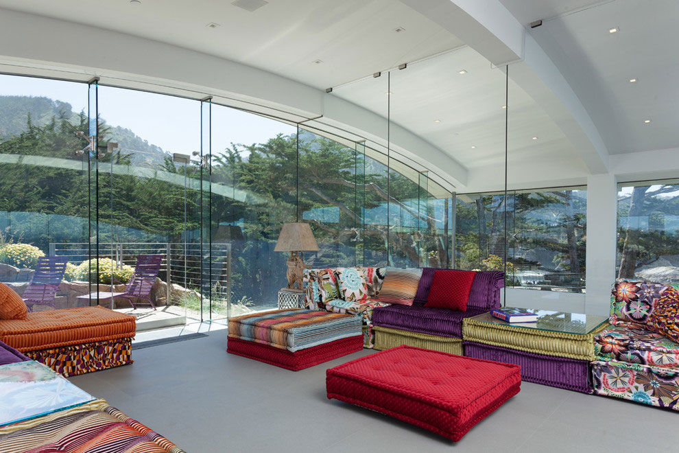 Modern Configuration of Carmel Highlands Residence With Awesome Sea Views by Eric Miller Architects-31