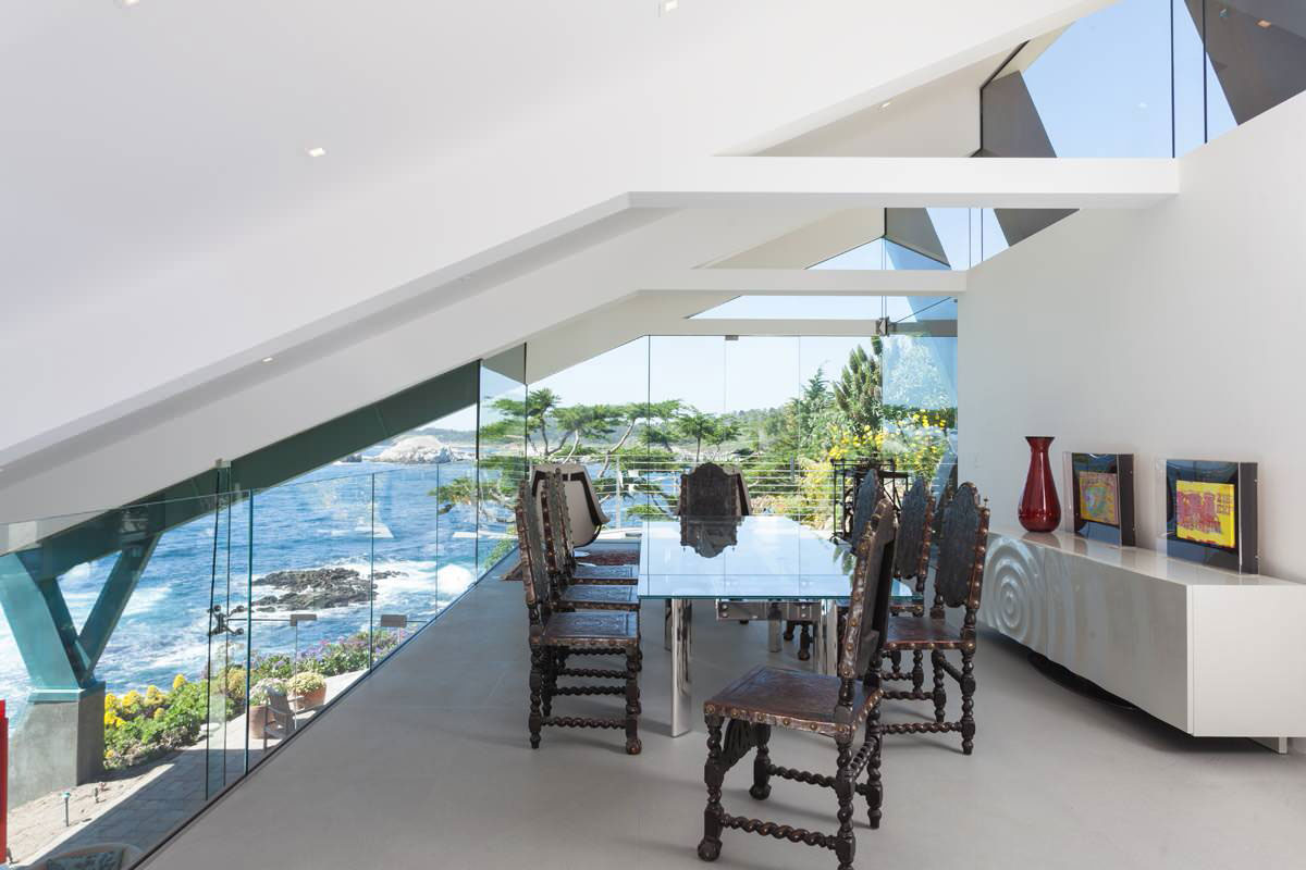Modern Configuration of Carmel Highlands Residence With Awesome Sea Views by Eric Miller Architects-36