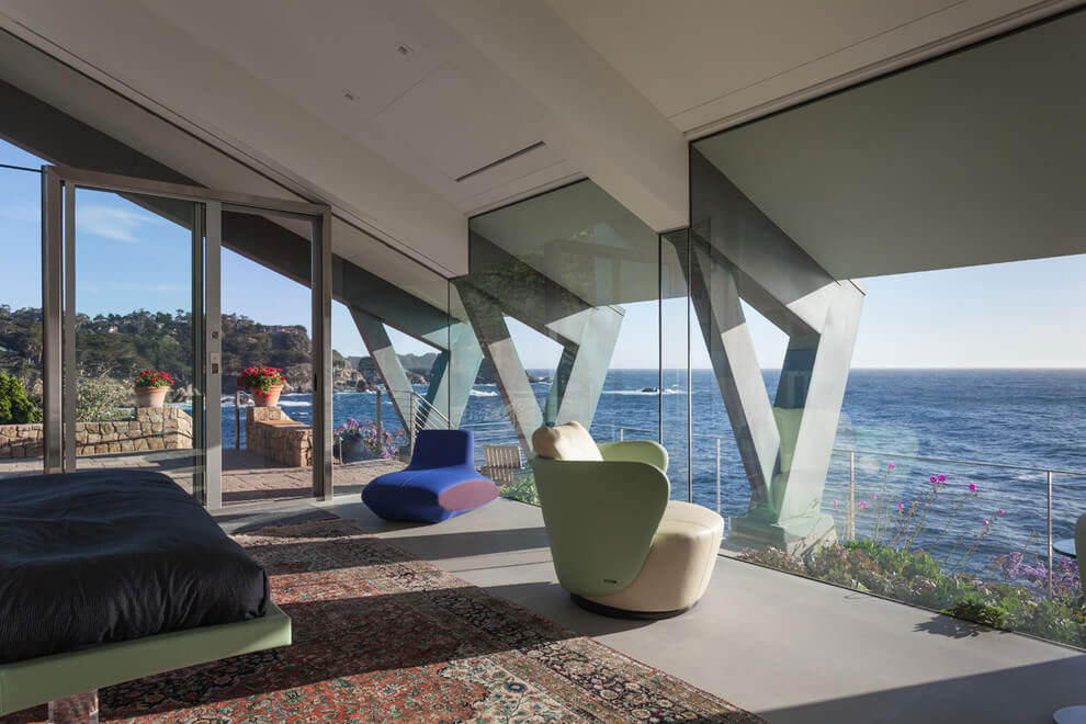 Modern Configuration of Carmel Highlands Residence With Awesome Sea Views by Eric Miller Architects-42
