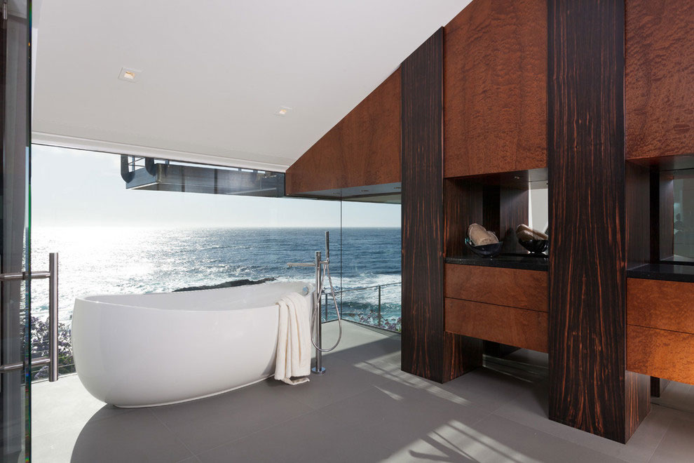 Modern Configuration of Carmel Highlands Residence With Awesome Sea Views by Eric Miller Architects-43