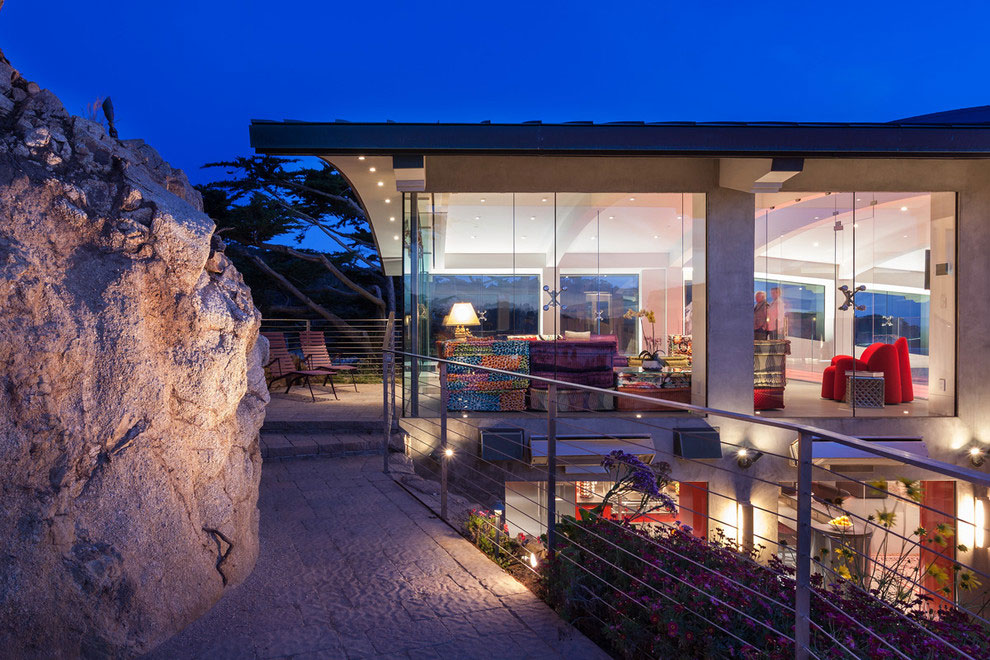 Modern Configuration of Carmel Highlands Residence With Awesome Sea Views by Eric Miller Architects-52
