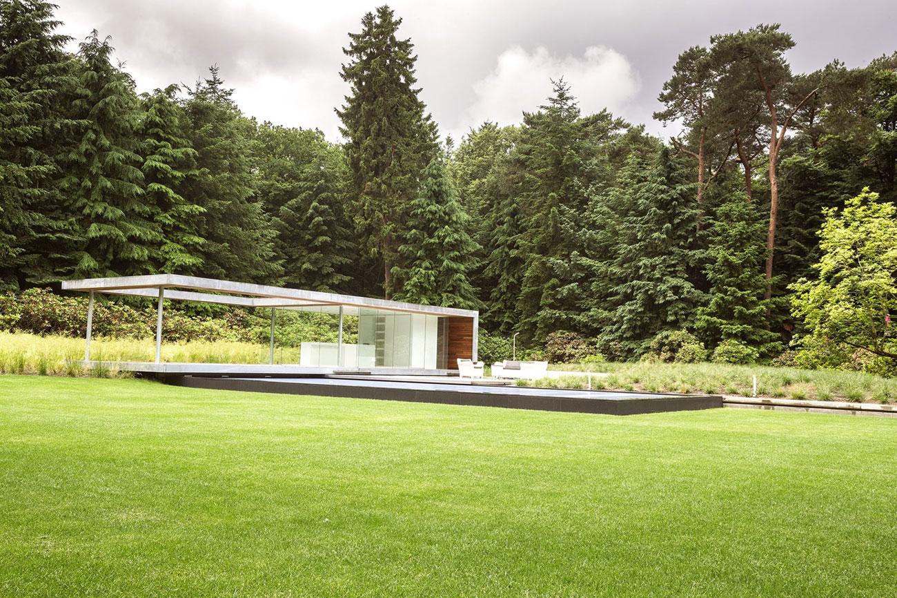 Modern Huizen Country House Located in a Quiet Rural Setting by De Brouwer Binnenwerk-01