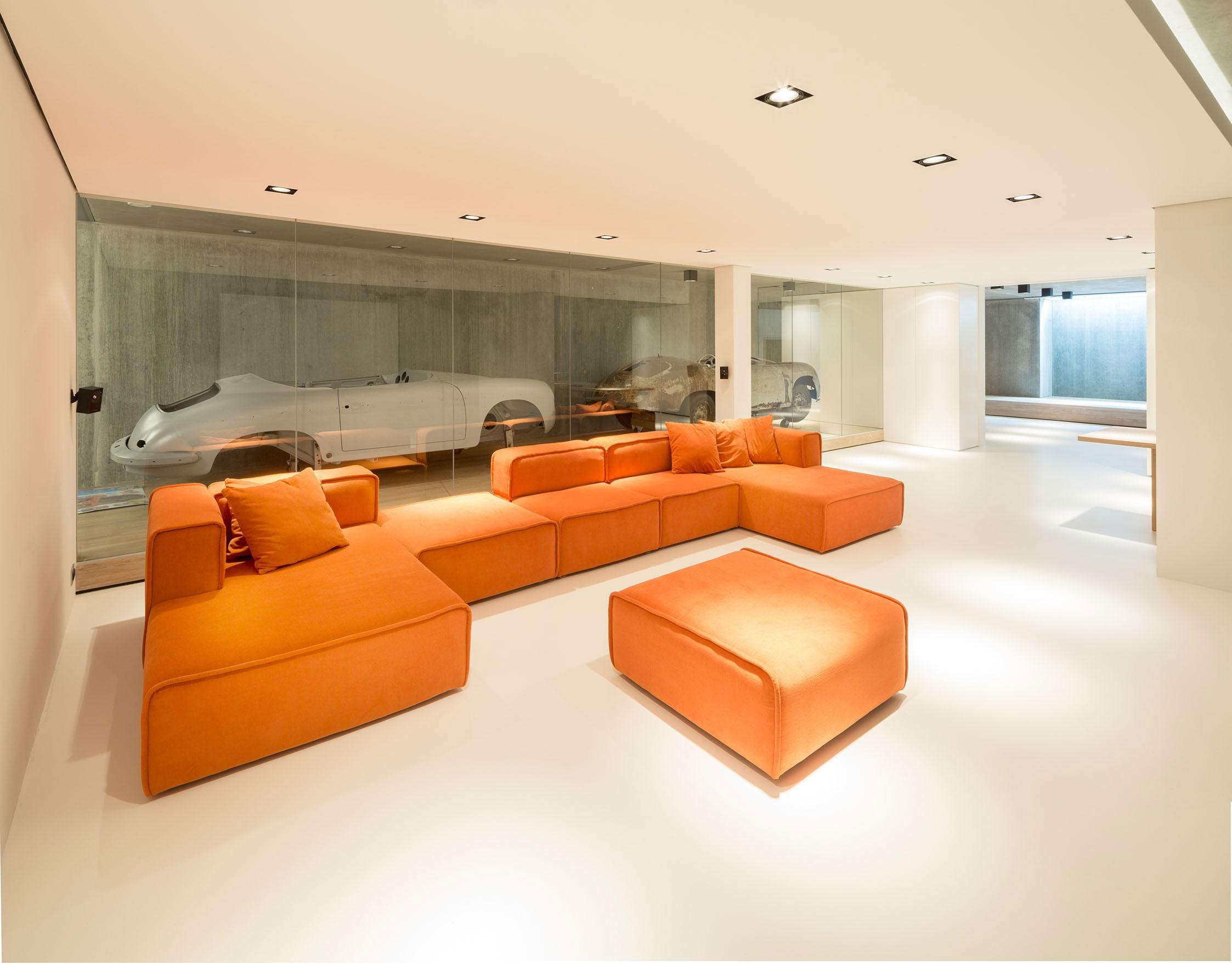 Modern Huizen Country House Located in a Quiet Rural Setting by De Brouwer Binnenwerk-05