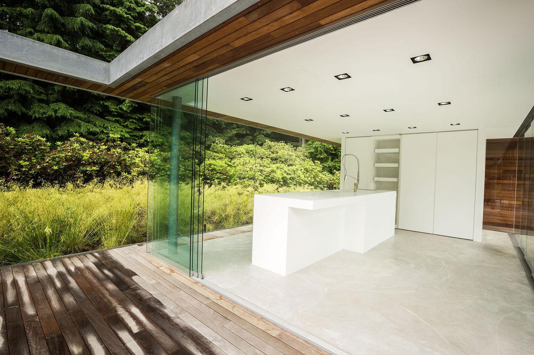 Modern Huizen Country House Located in a Quiet Rural Setting by De Brouwer Binnenwerk-07