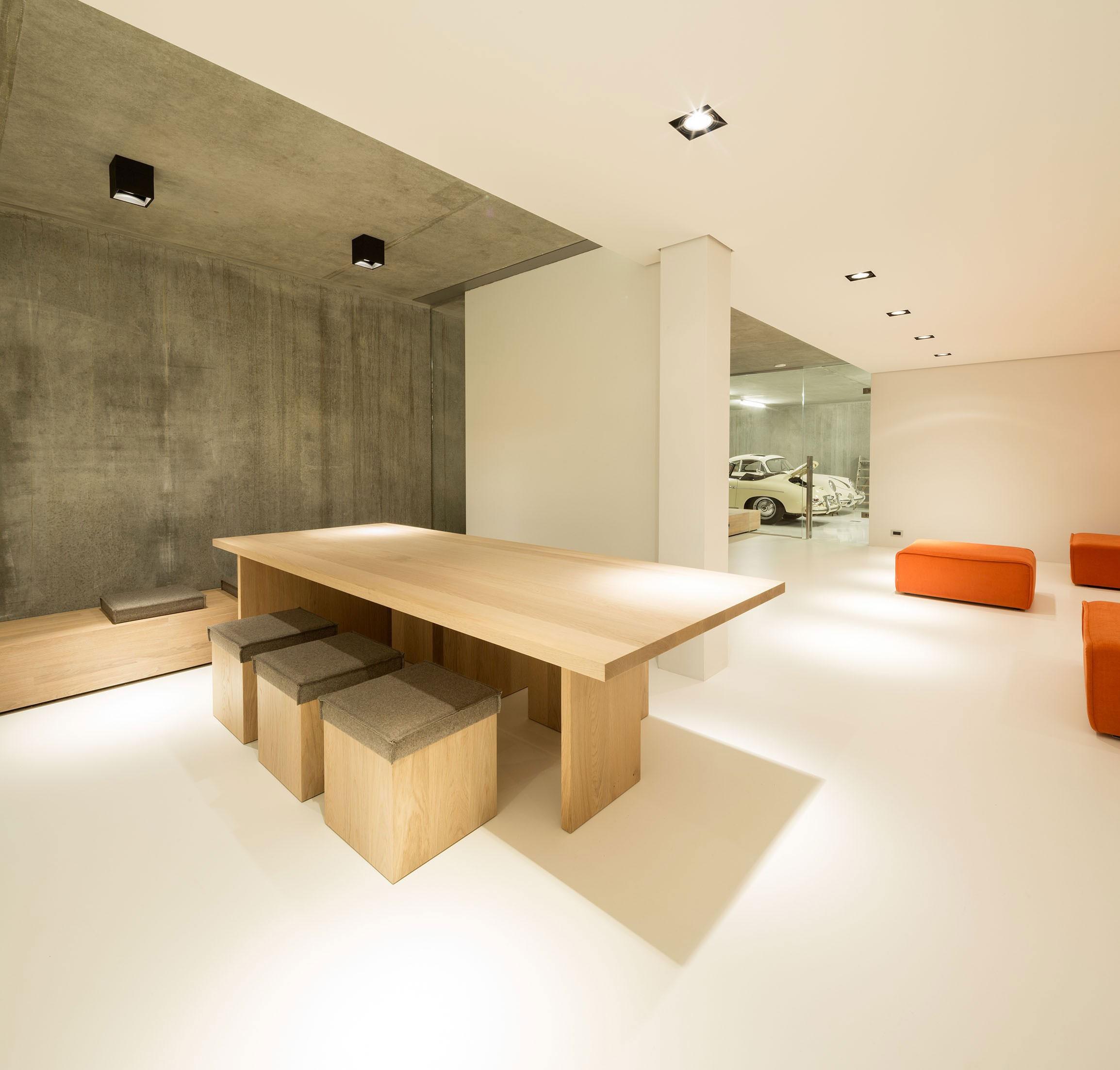 Modern Huizen Country House Located in a Quiet Rural Setting by De Brouwer Binnenwerk-10
