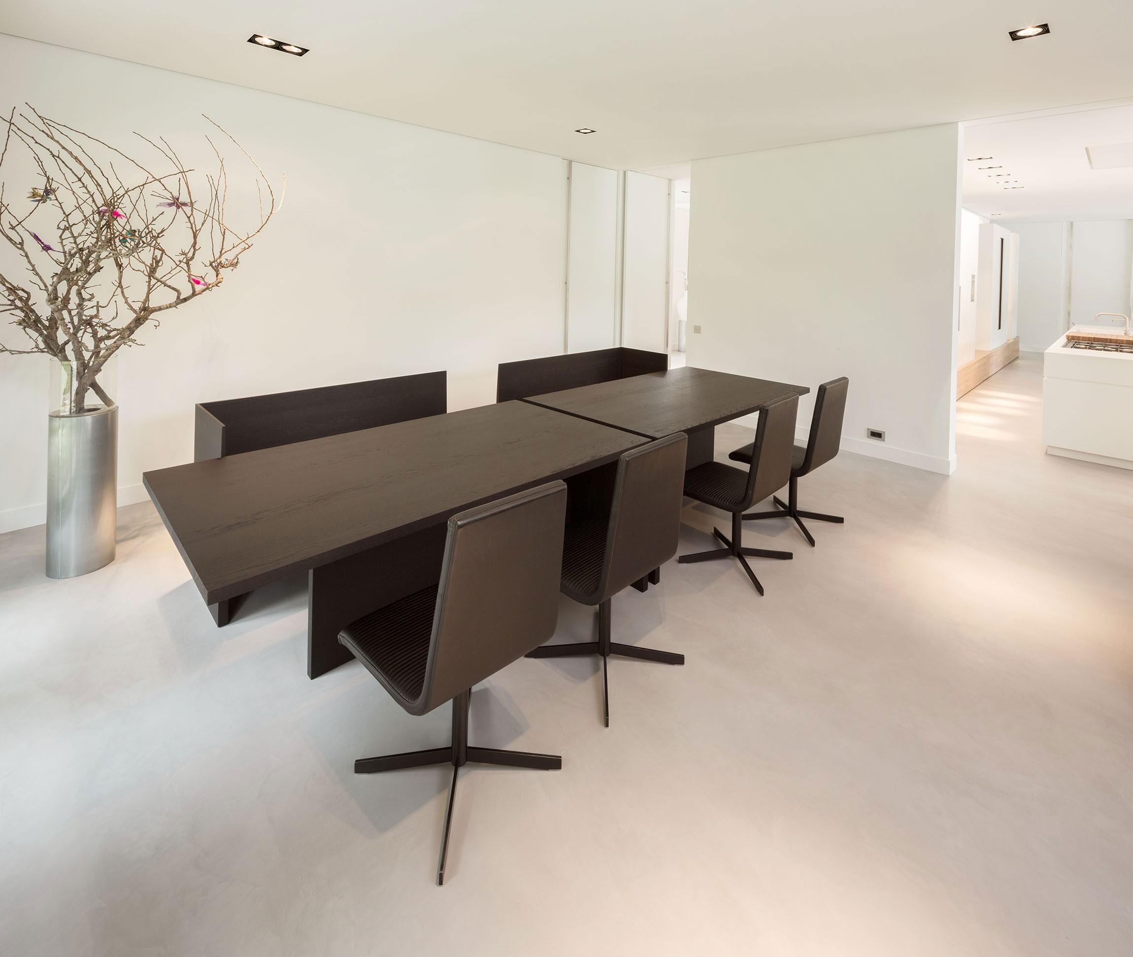 Modern Huizen Country House Located in a Quiet Rural Setting by De Brouwer Binnenwerk-12
