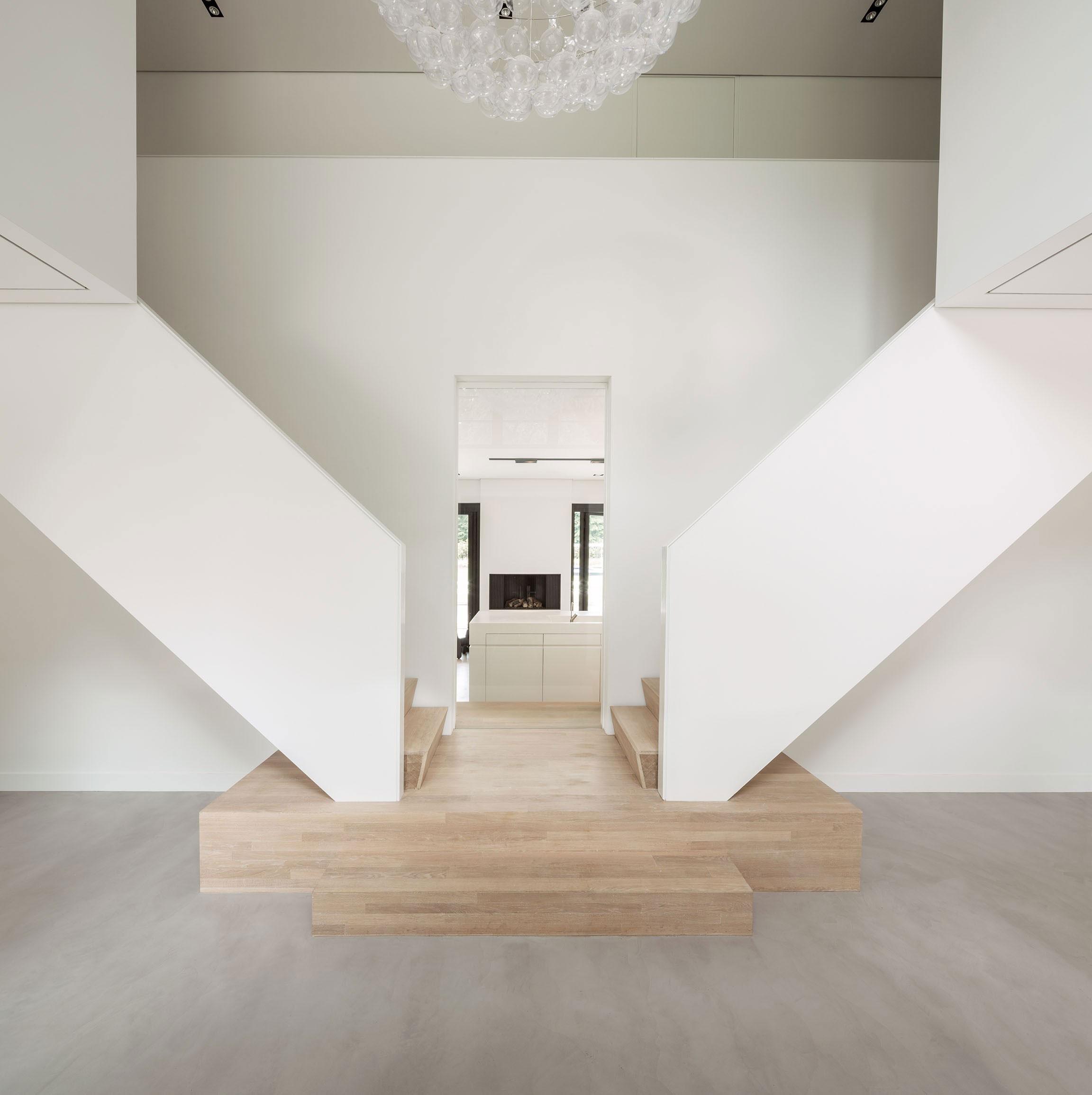 Modern Huizen Country House Located in a Quiet Rural Setting by De Brouwer Binnenwerk-14
