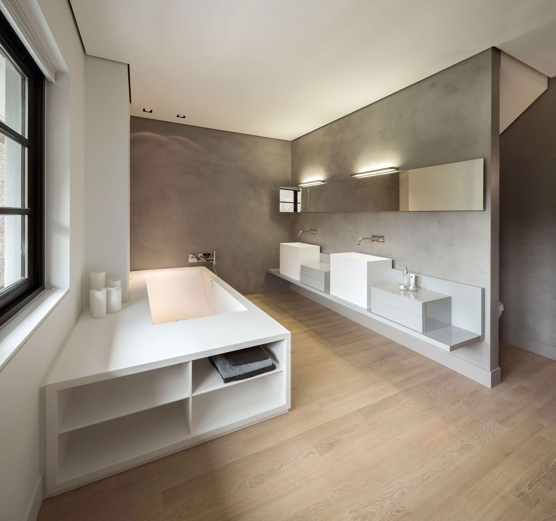 Modern Huizen Country House Located in a Quiet Rural Setting by De Brouwer Binnenwerk-20