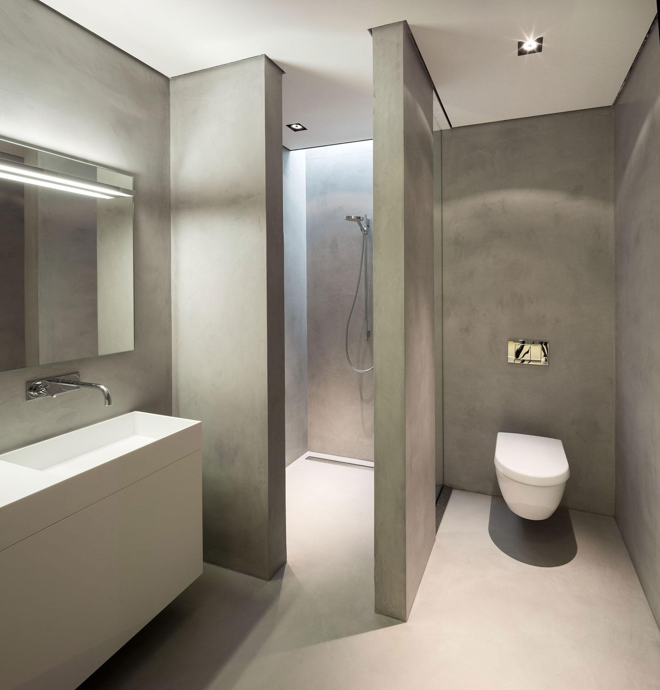 Modern Huizen Country House Located in a Quiet Rural Setting by De Brouwer Binnenwerk-21
