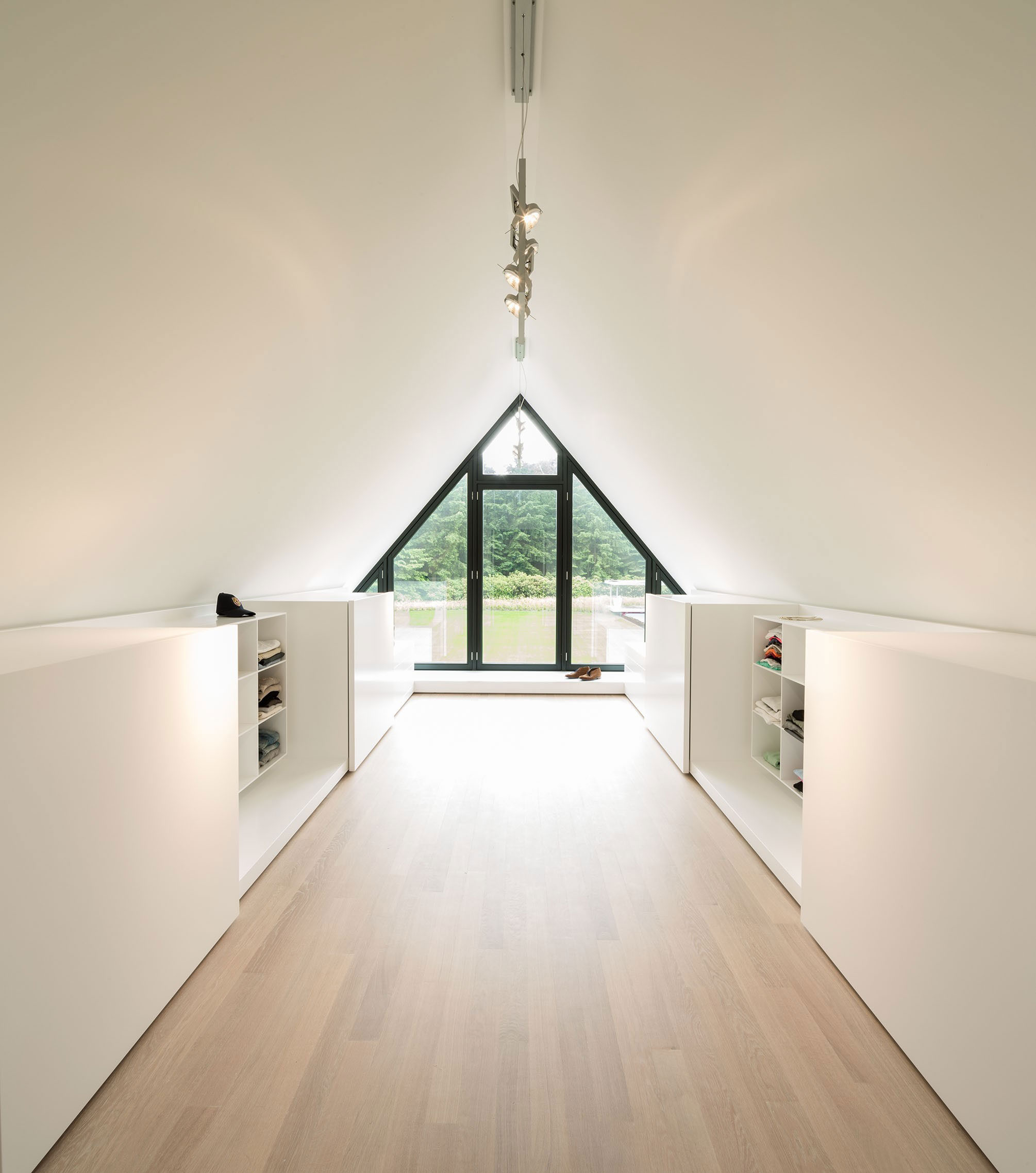 Modern Huizen Country House Located in a Quiet Rural Setting by De Brouwer Binnenwerk-22