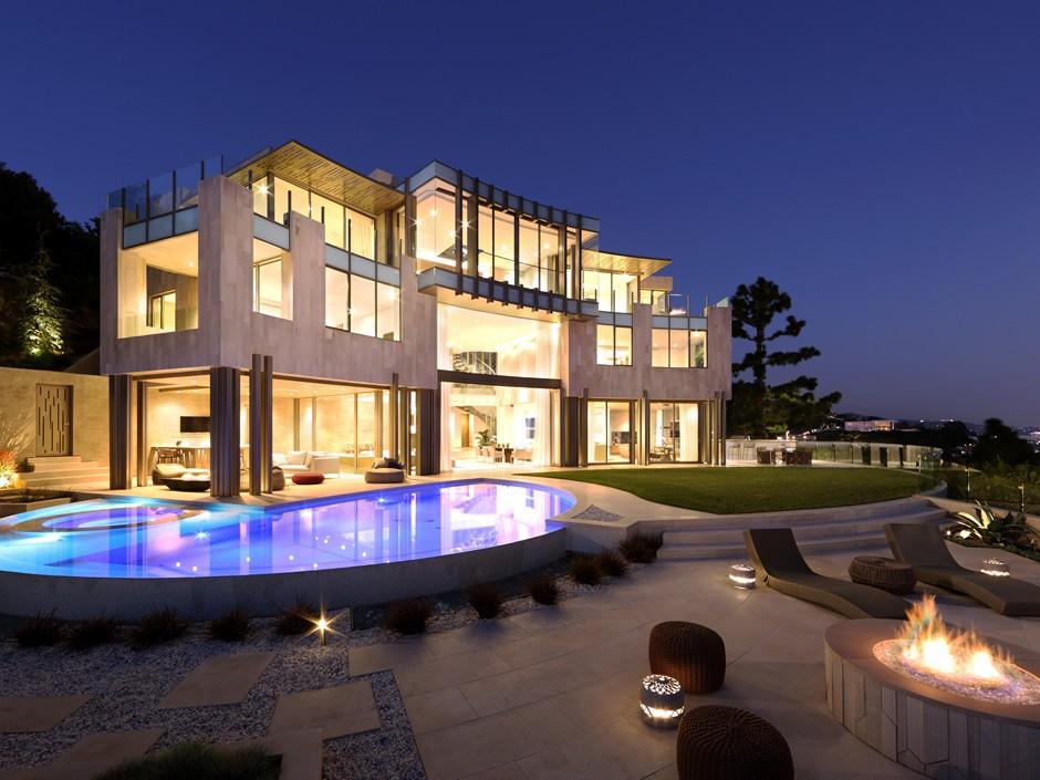 Modern Multimillion 1302 Collingwood Estate on Sunset Strip, West Hollywood-01