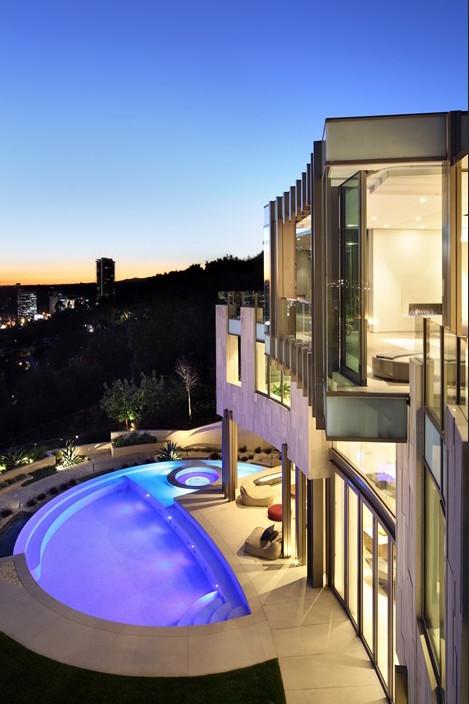 Modern Multimillion 1302 Collingwood Estate on Sunset Strip, West Hollywood-03