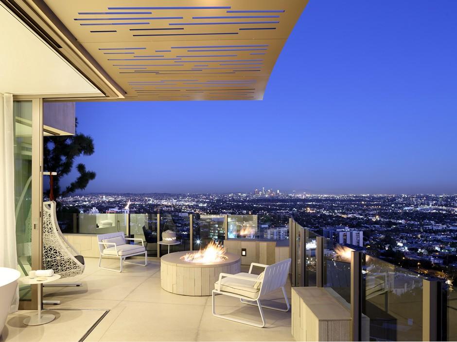 Modern Multimillion 1302 Collingwood Estate on Sunset Strip, West Hollywood-05