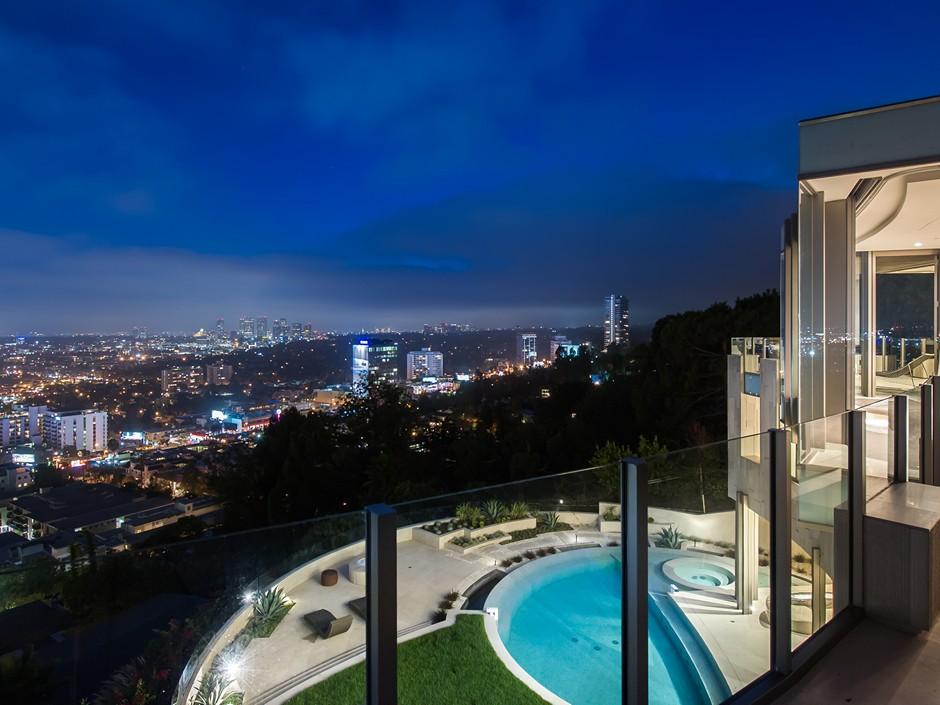 Modern Multimillion 1302 Collingwood Estate on Sunset Strip, West Hollywood-11