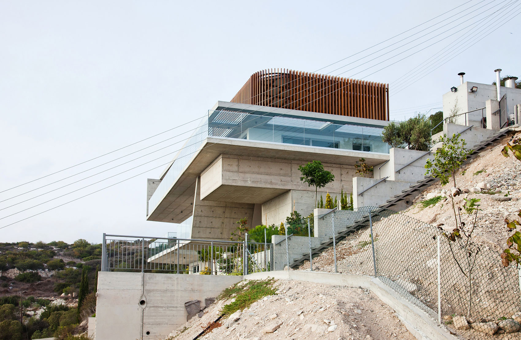 Modern Prodromos and Desi Residence in Paphos by Vardastudio Architects & Designers-02