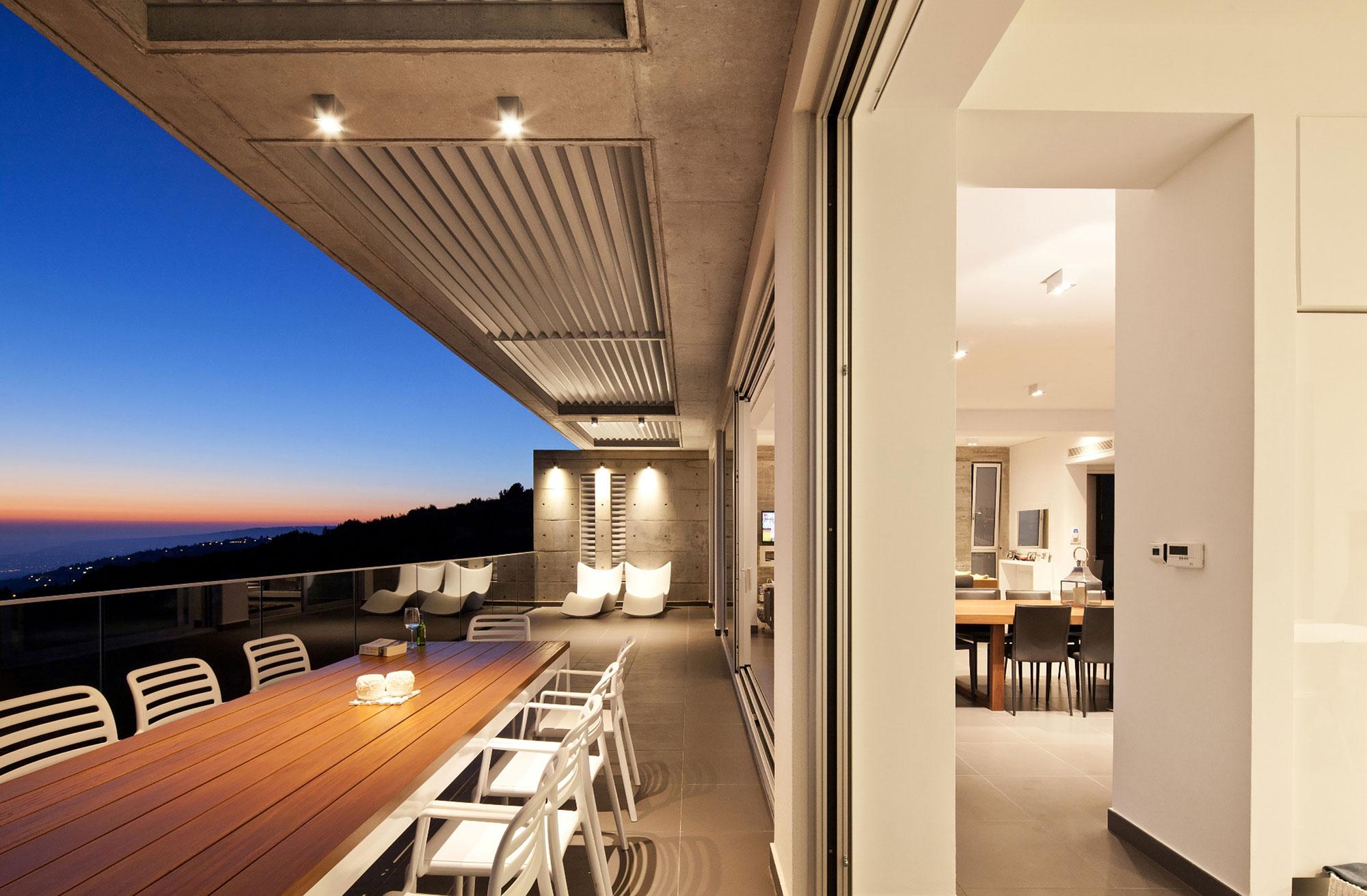 Modern Prodromos and Desi Residence in Paphos by Vardastudio Architects & Designers-13