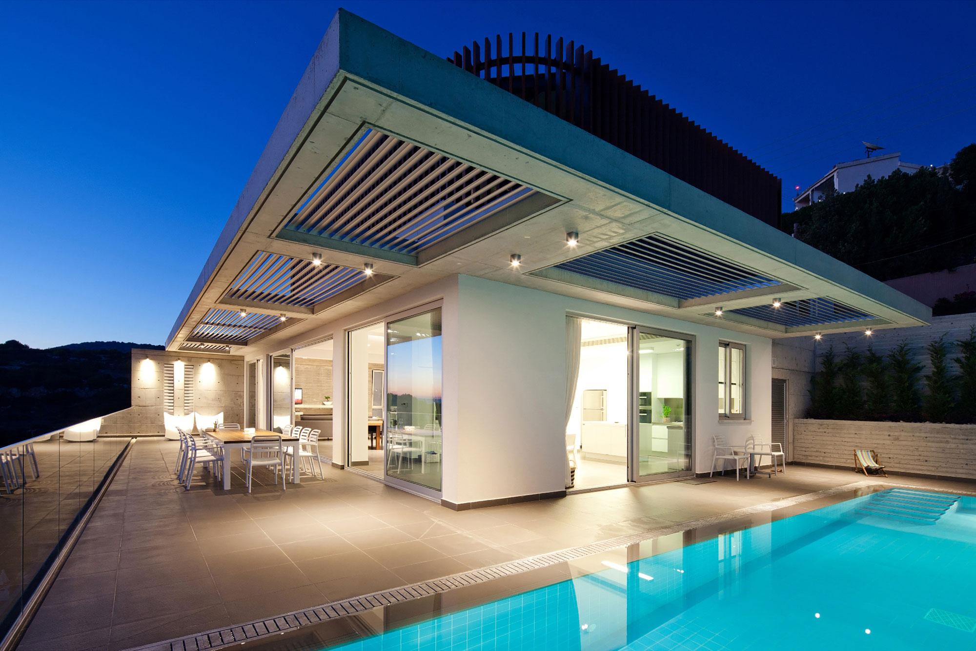 Modern Prodromos and Desi Residence in Paphos by Vardastudio Architects & Designers-17