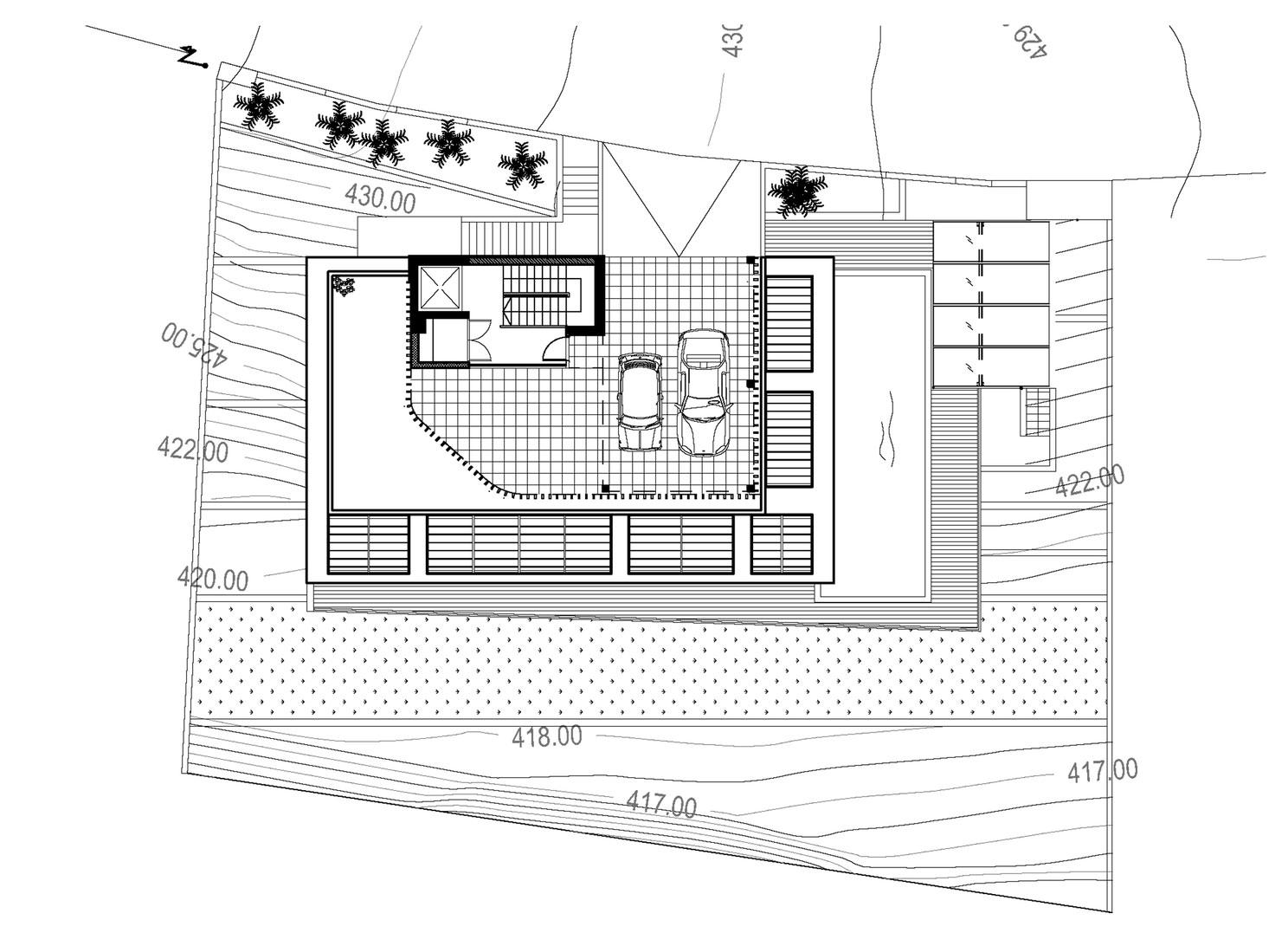 Modern Prodromos and Desi Residence in Paphos by Vardastudio Architects & Designers-19