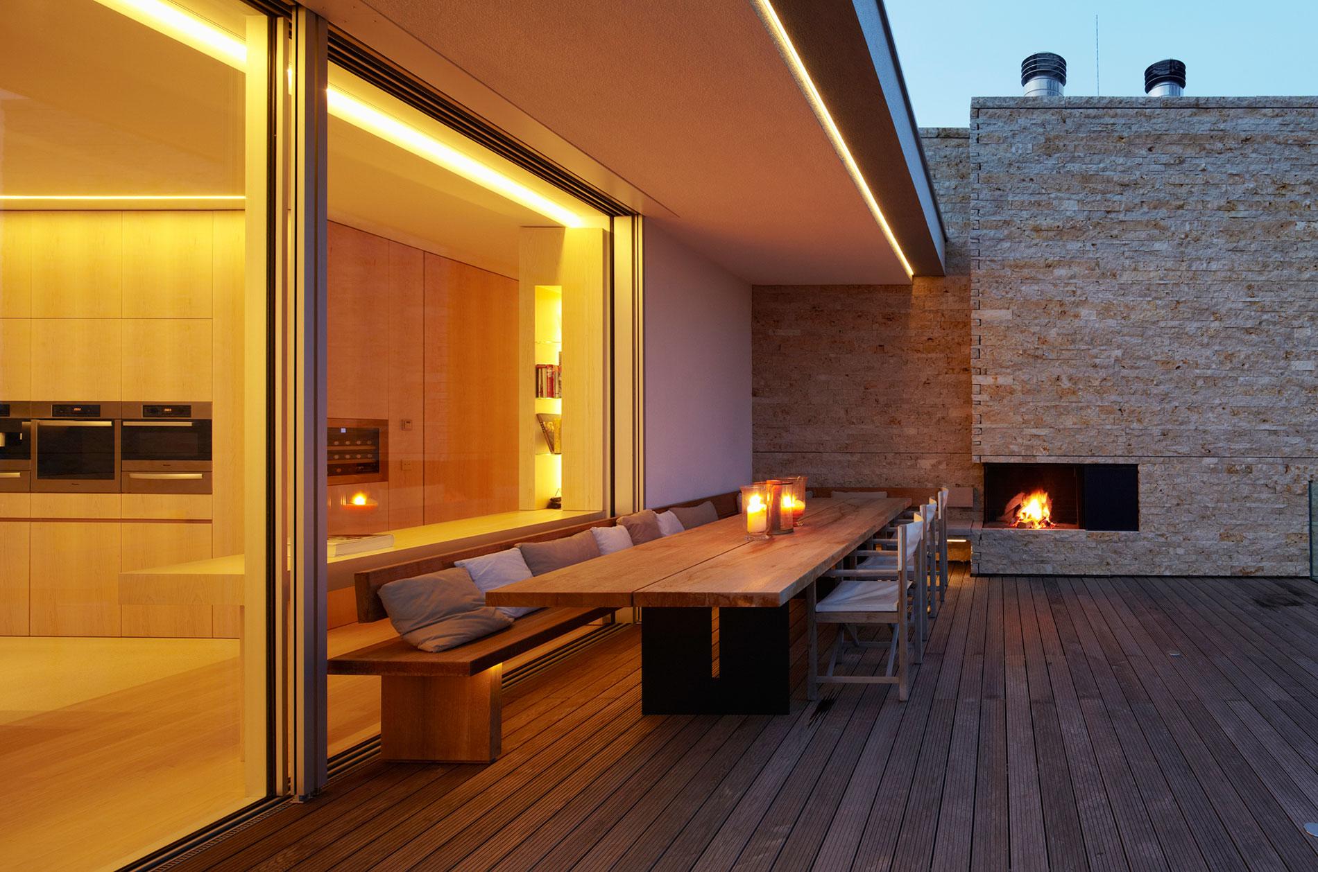 Modern S House near Munich by Stephan Maria Lang-11