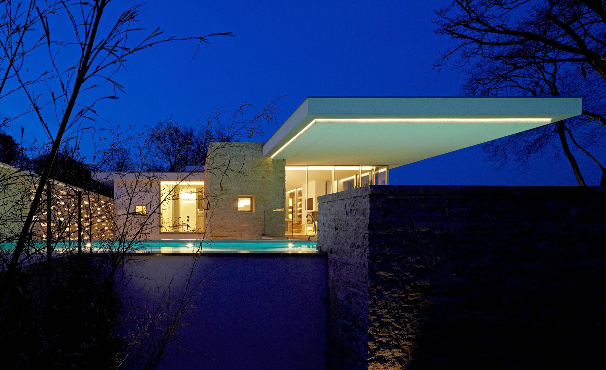 Modern S House near Munich by Stephan Maria Lang-13