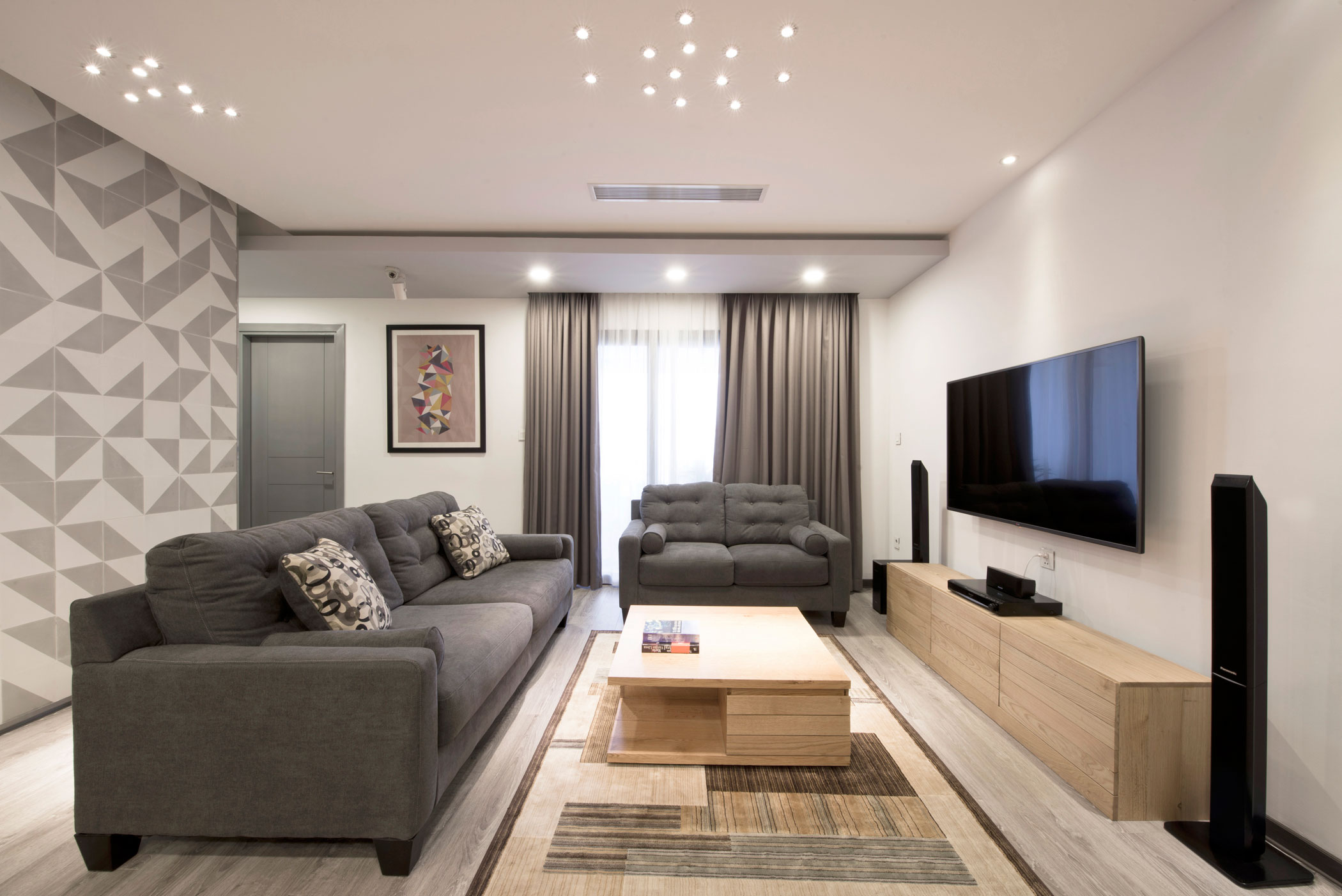 Modern SC Apartment in the Heart of Hanoi by Le Studio-01