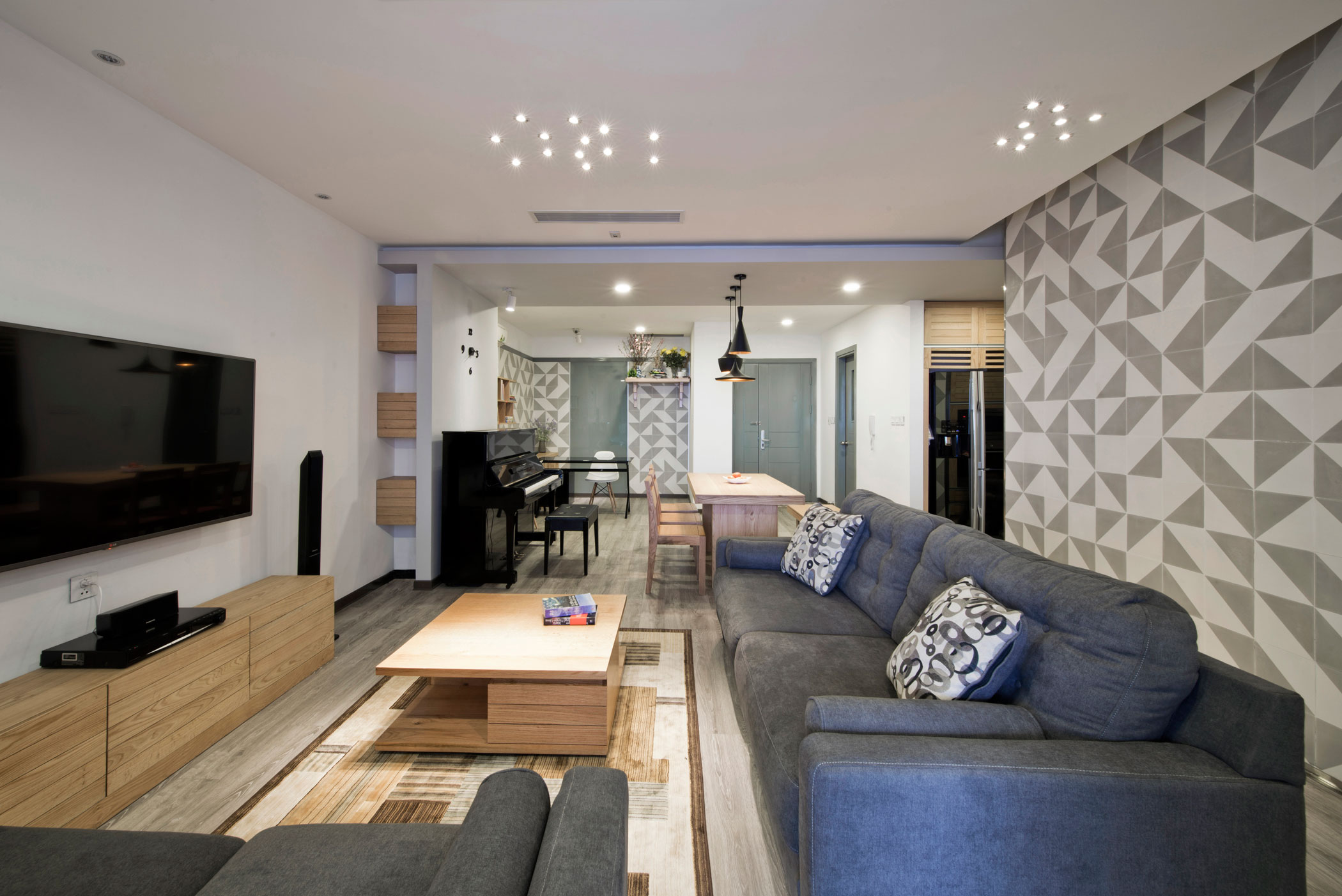 Modern SC Apartment in the Heart of Hanoi by Le Studio-02