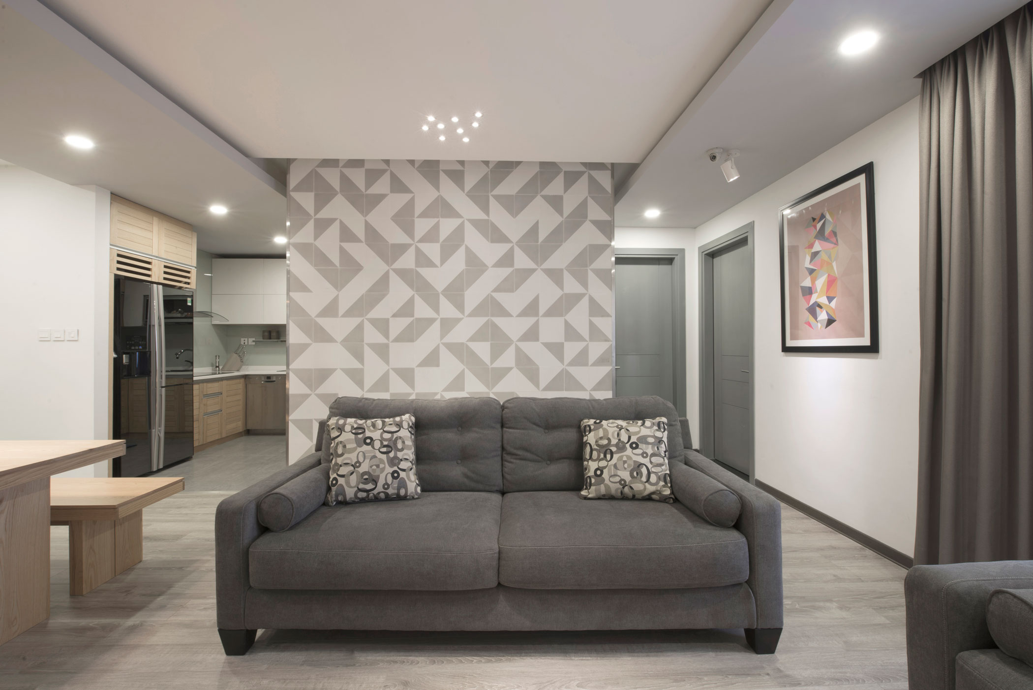 Modern SC Apartment in the Heart of Hanoi by Le Studio-04