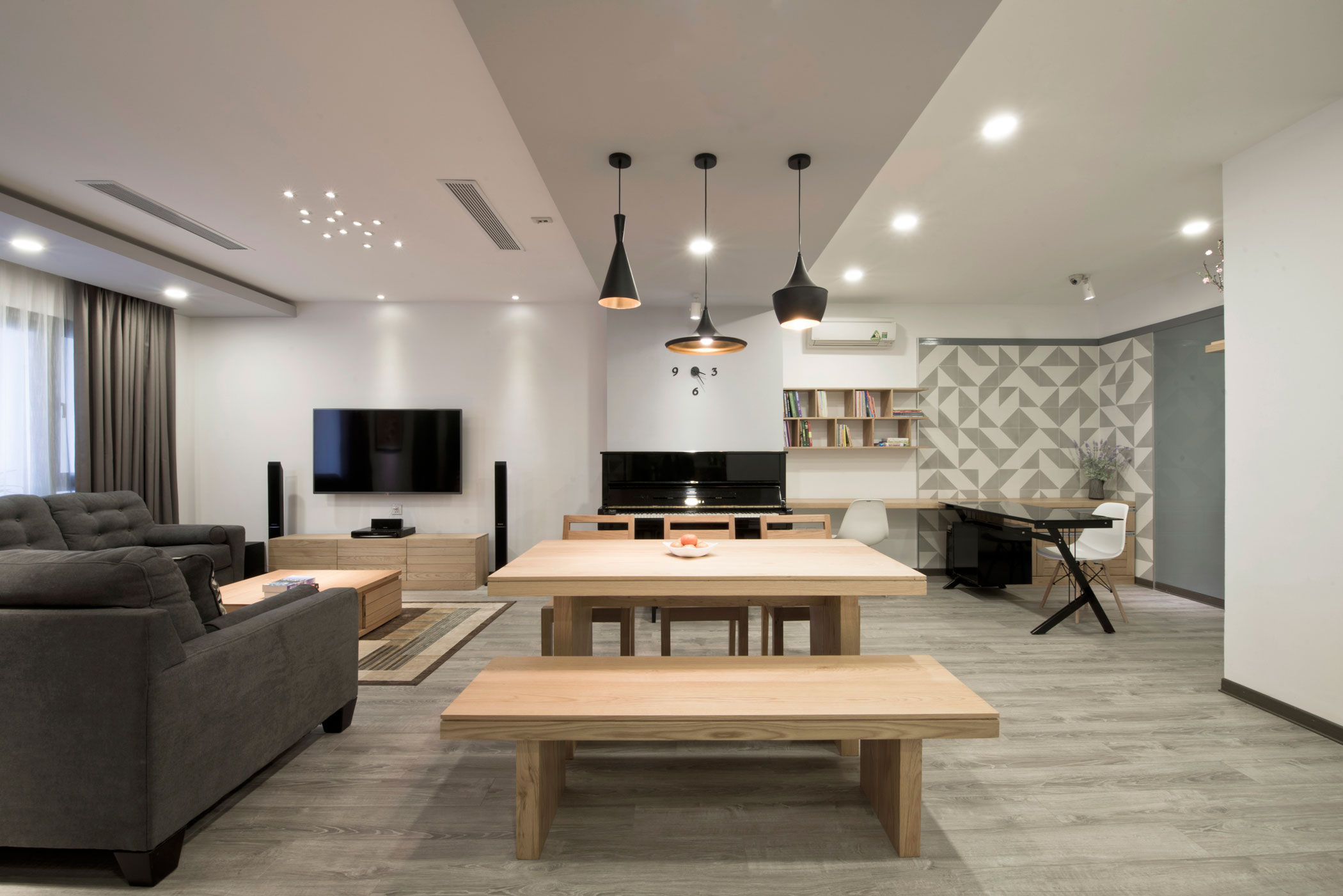 Modern SC Apartment in the Heart of Hanoi by Le Studio-06