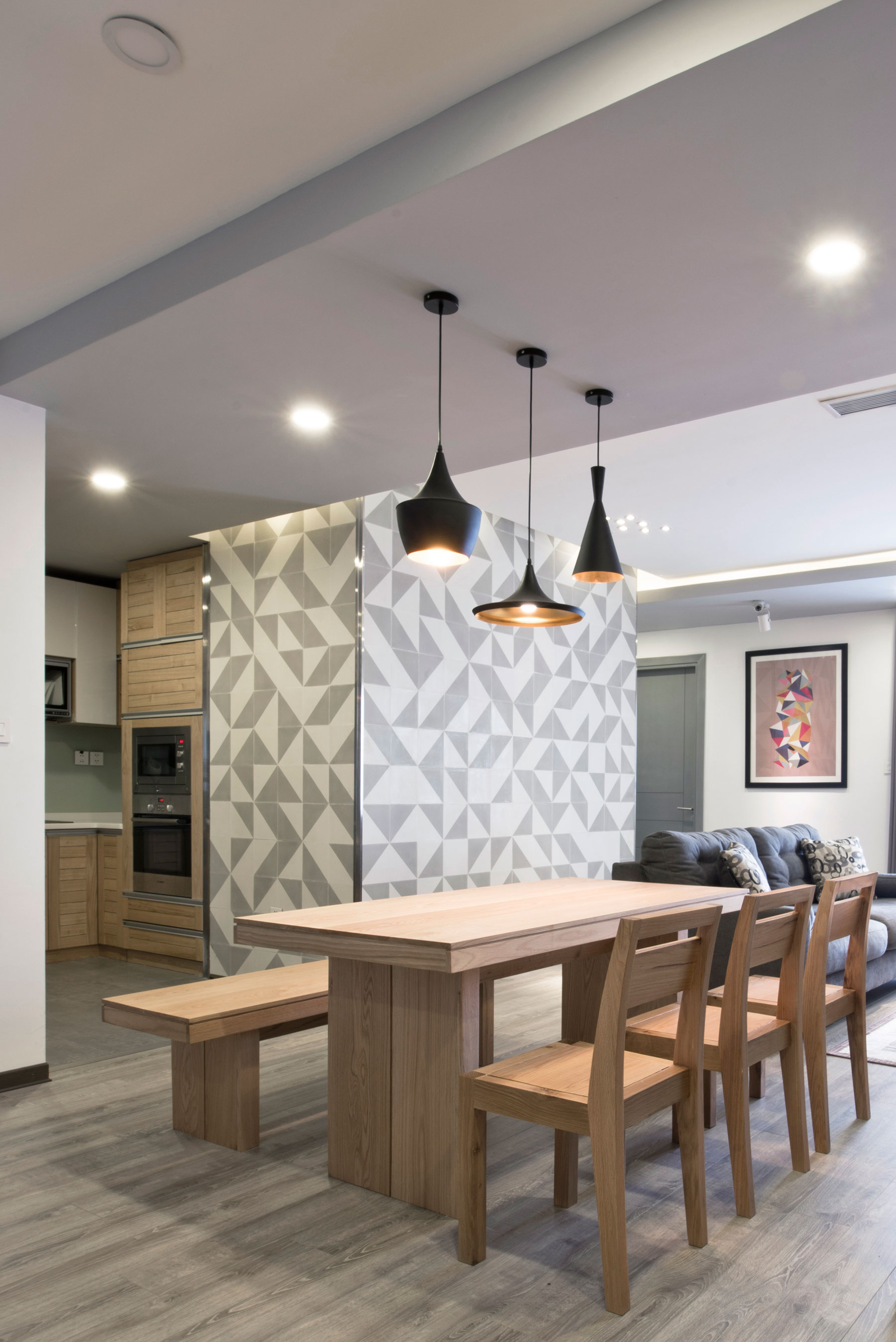 Modern SC Apartment in the Heart of Hanoi by Le Studio-07