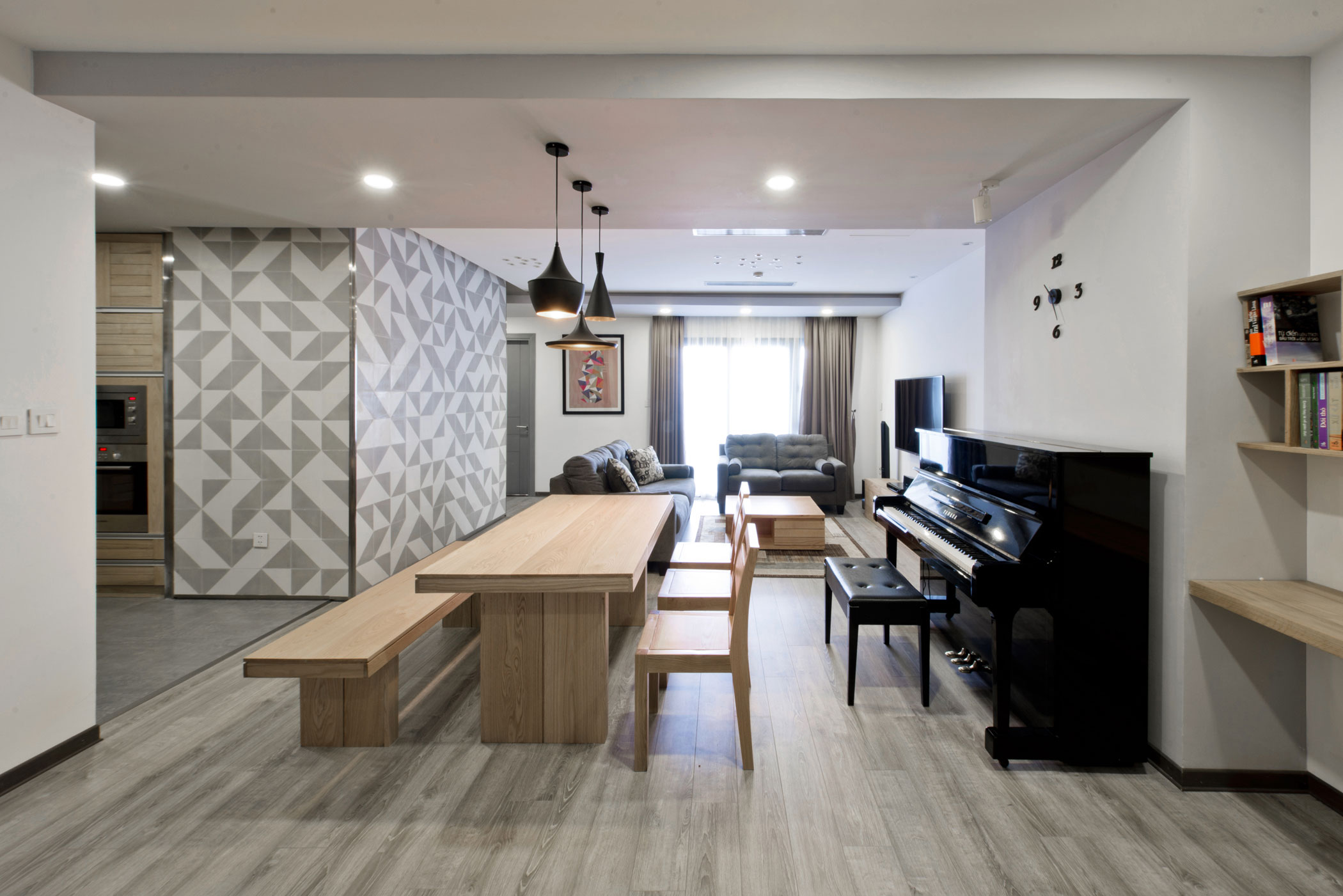 Modern SC Apartment in the Heart of Hanoi by Le Studio-08