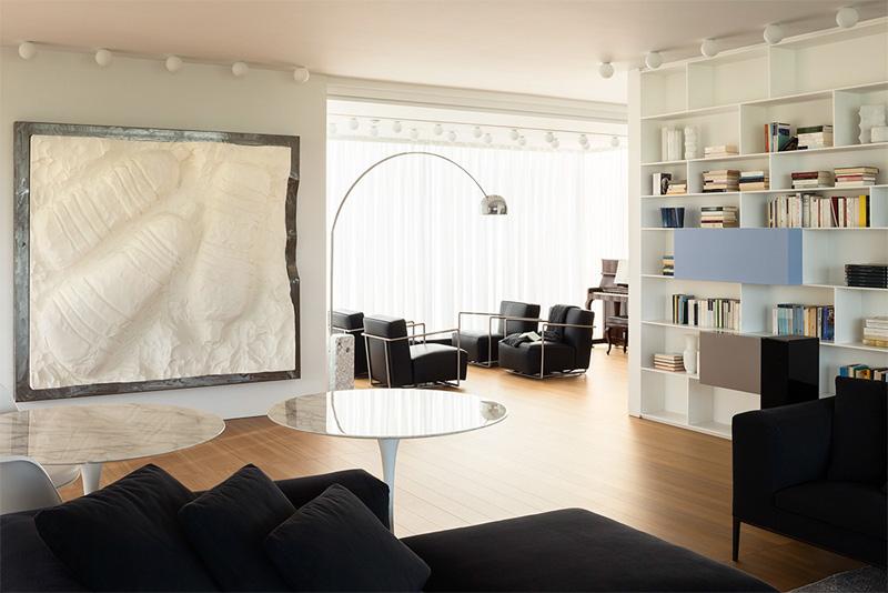 Modern Villa For a Couple with Three Children in Treviso by Zaetta Studio-07