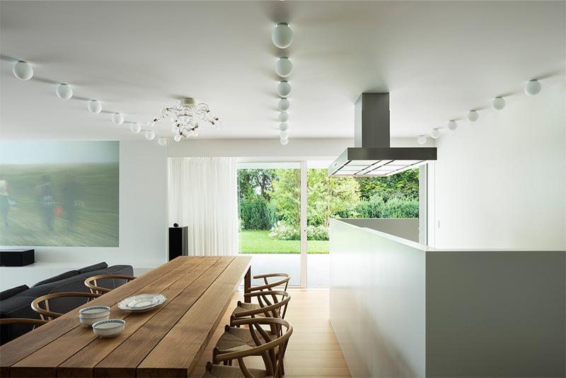 Modern Villa For a Couple with Three Children in Treviso by Zaetta Studio-09