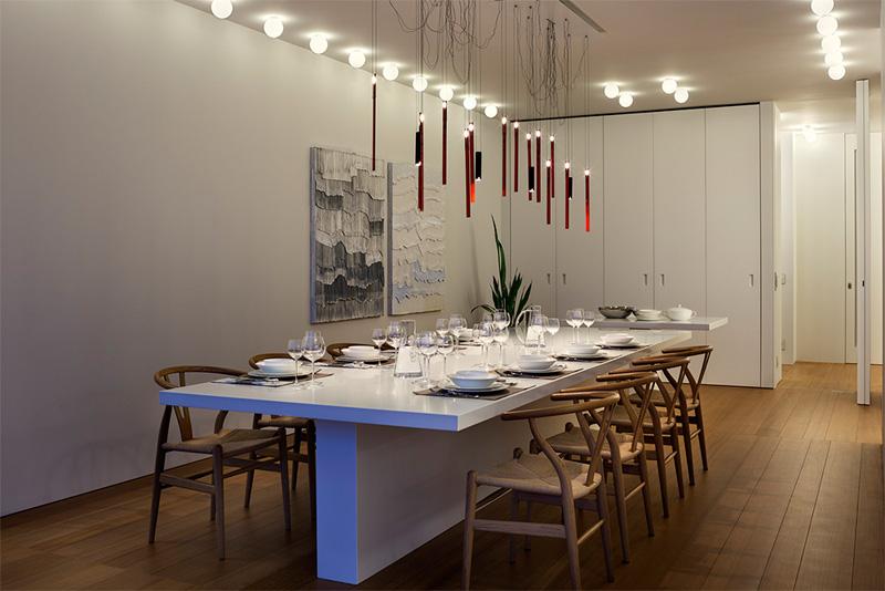 Modern Villa For a Couple with Three Children in Treviso by Zaetta Studio-10