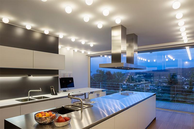 Modern Villa For a Couple with Three Children in Treviso by Zaetta Studio-11