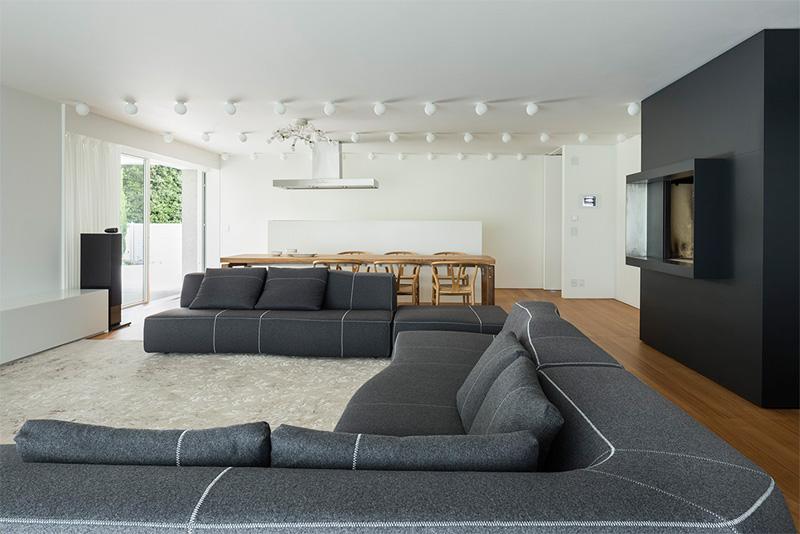 Modern Villa For a Couple with Three Children in Treviso by Zaetta Studio-13
