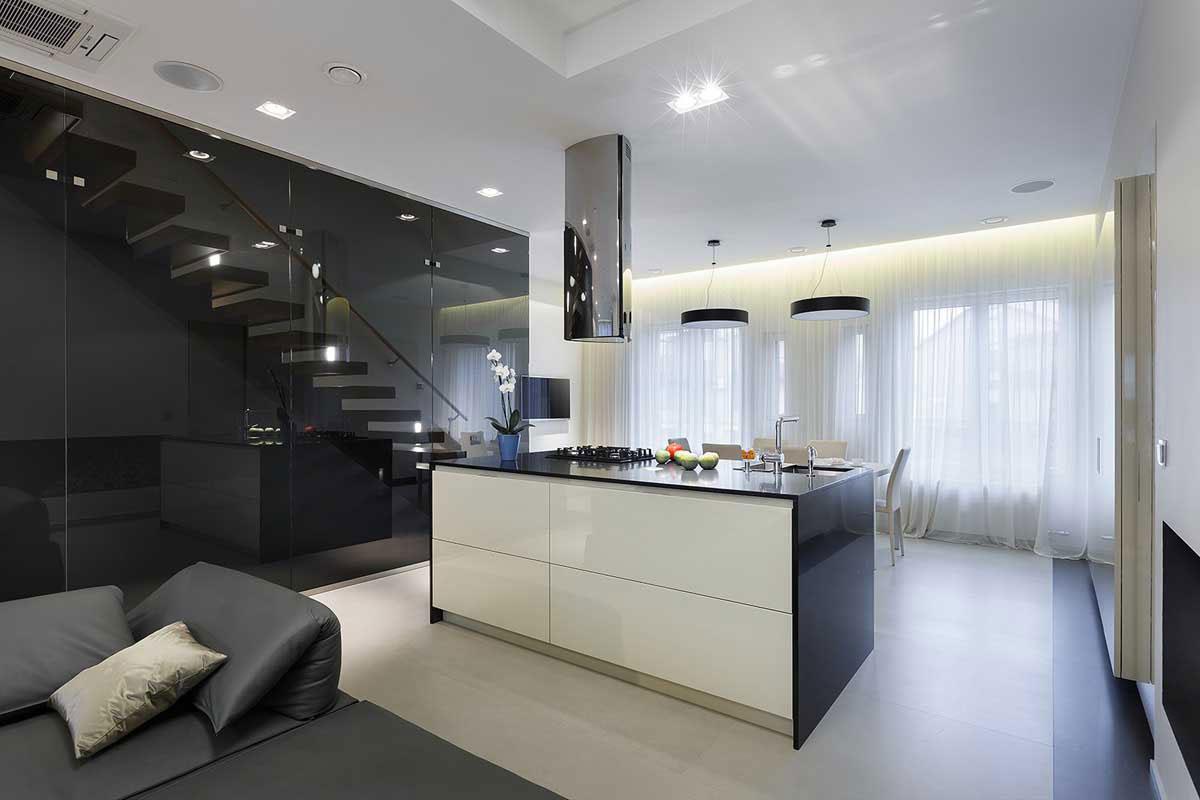 NNS Modern Apartment in Saint Petersburg by Mudrogelenko-04