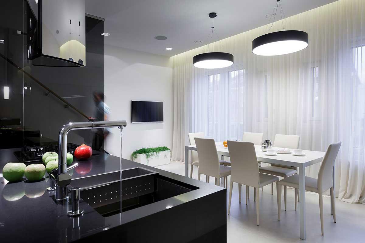 NNS Modern Apartment in Saint Petersburg by Mudrogelenko-05